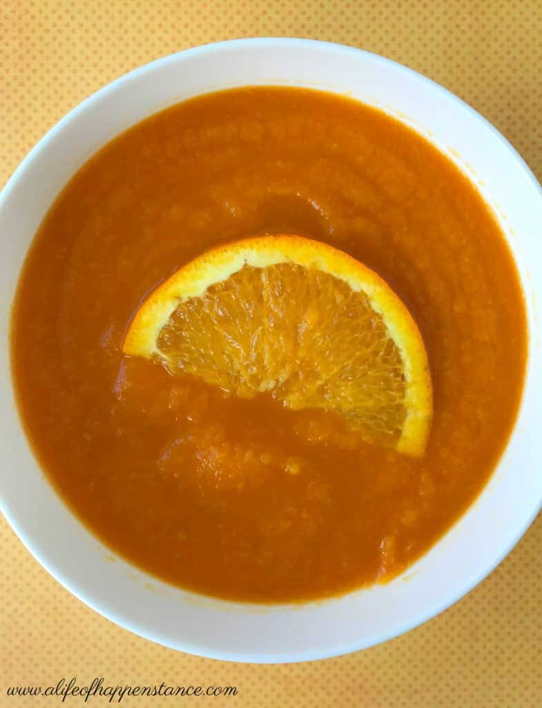 An anti-inflammatory and immune boosting soup perfect to get you through the school year and cold/flu season. Contains turmeric, ginger, carrots, apples and orange juice. This soup is Paleo, follows the SCD and is vegan. Gluten Free, Grain Free and Dairy Free.